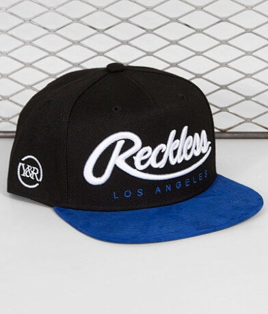 Young & Reckless Big R Script Hat