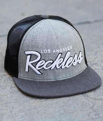 Young & Reckless Og Reckless Trucker Hat