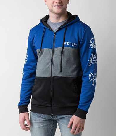 Young & Reckless Triple Divide Track Jacket