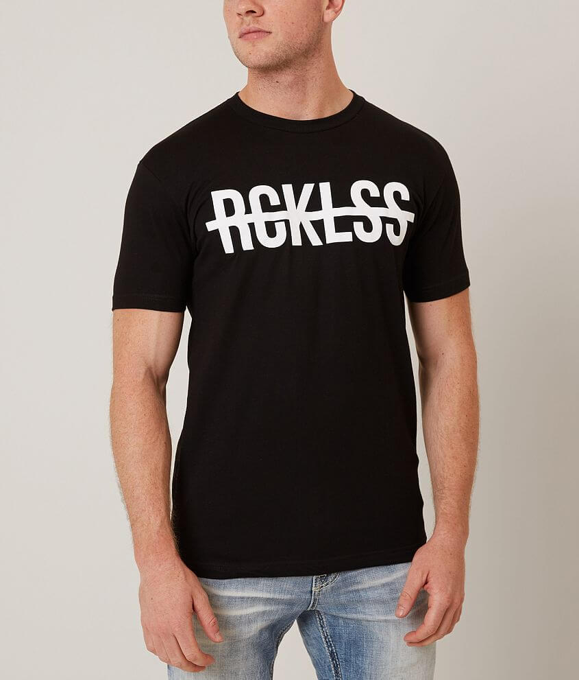 Young & Reckless Come Thru T-Shirt front view