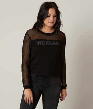 Young & Reckless Robin Top