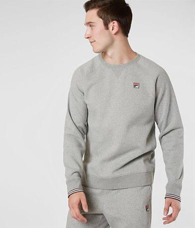 FILA Pozzi Crew Neck Sweatshirt