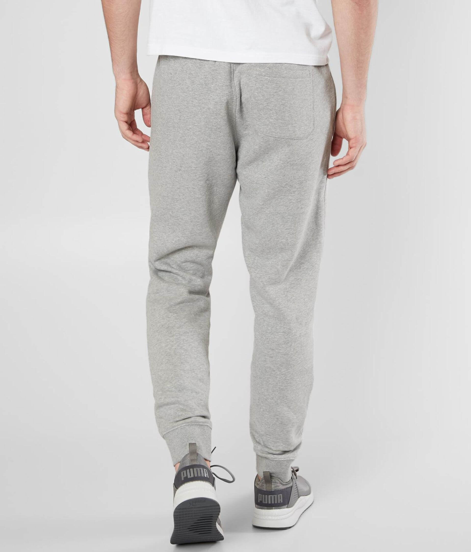 939eb00869243 FILA Visconti Jogger Sweatpant - Men's Pants in Heather Grey | Buckle