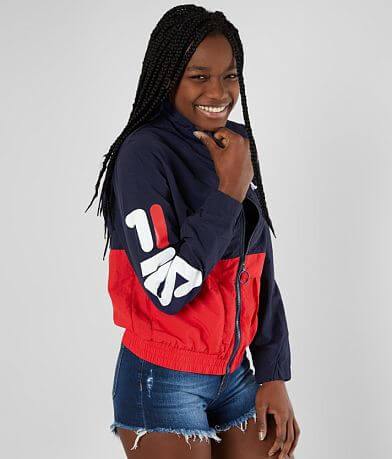 FILA Miguela Windbreaker Jacket