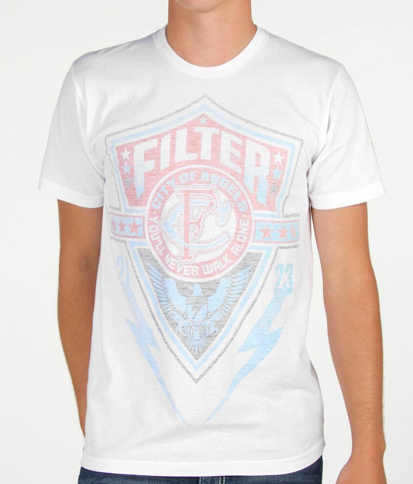 Filter Patriot T-Shirt front view