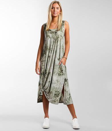 Daytrip Tie Dye Midi Dress