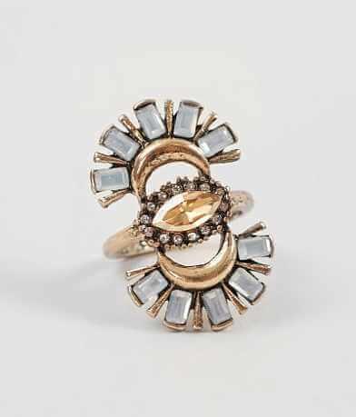 BKE Rhinestone Ring