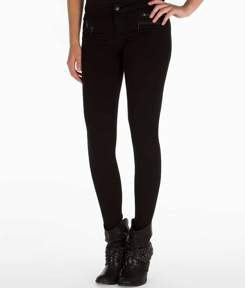 Tinseltown Ponte Pant front view