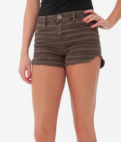 Tinseltown Southwestern Print High Rise Short