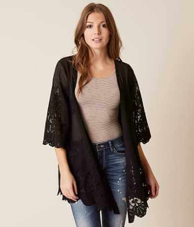 Daytrip Lace Cardigan