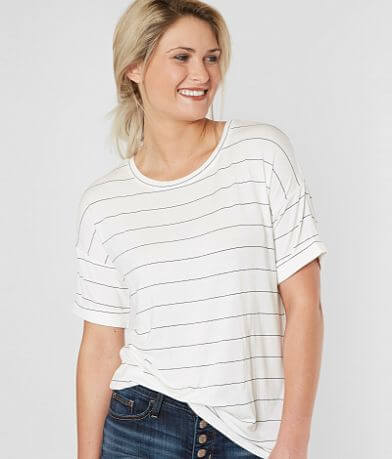 Daytrip Lace-Up T-Shirt