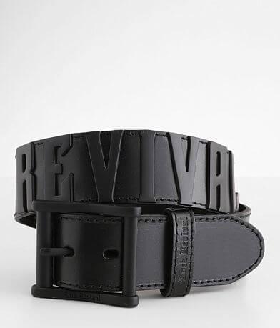 Rock Revival Colorado Leather Belt