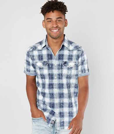 Flag & Anthem Vintage Washed Stretch Shirt