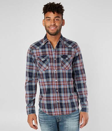Flag & Anthem Coalmont Flannel Western Shirt