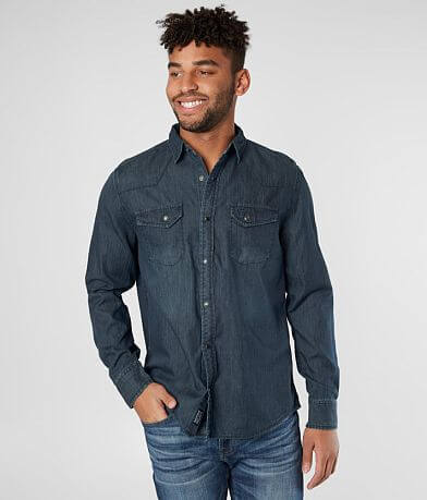 Flag & Anthem Allenspark Western Denim Shirt