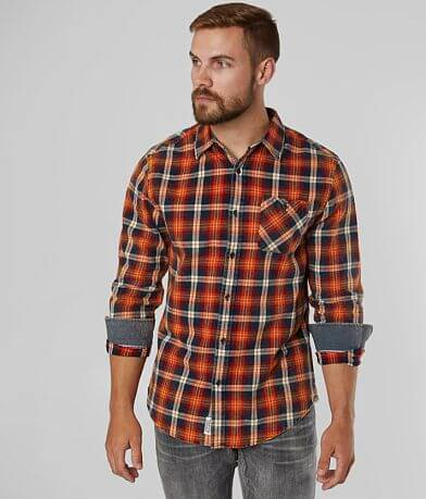 Flag & Anthem Kerrick Plaid Flannel Shirt