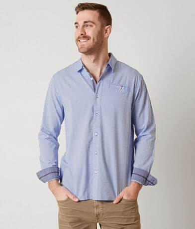 Flag & Anthem Tonal Check Shirt