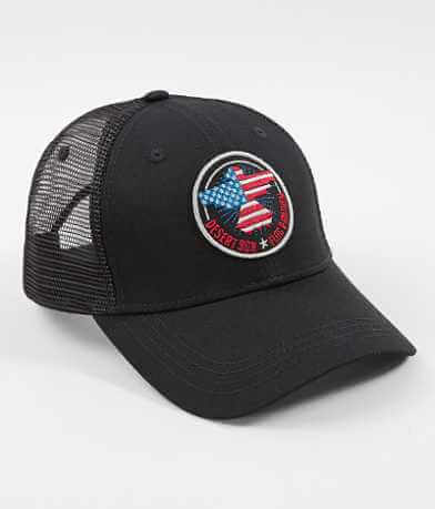 Flag & Anthem Freedom Riser Trucker Hat