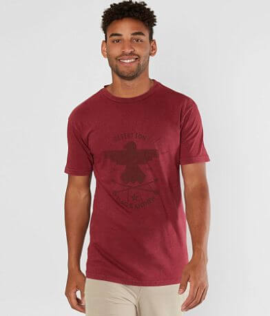 Flag & Anthem Riser Crest T-Shirt