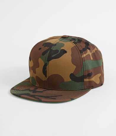 Yupoong Camo Hat