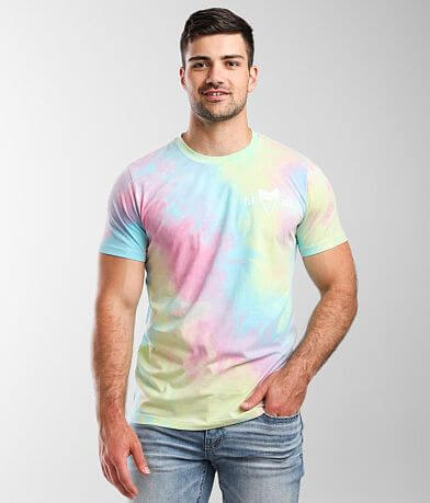 Flomotion Tooth Tie-Dye T-Shirt