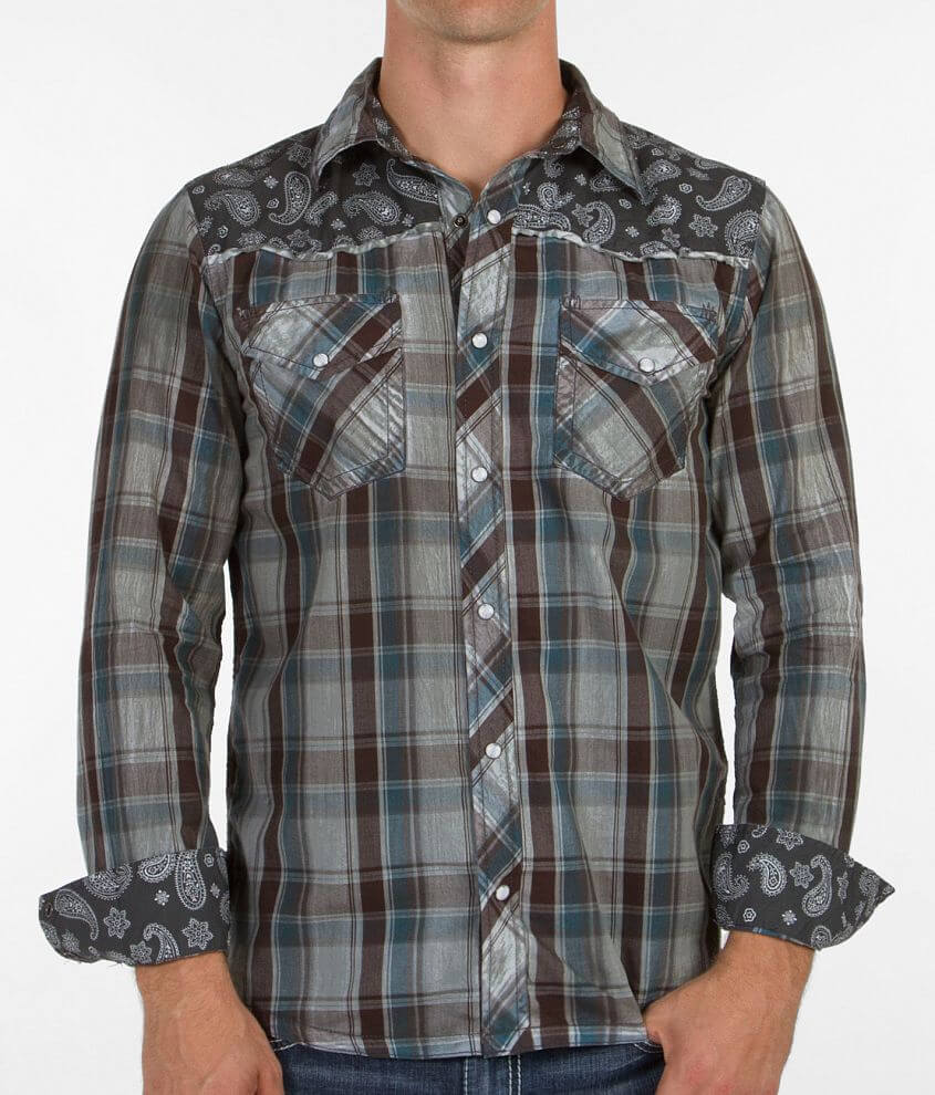 BKE Marysville Shirt front view
