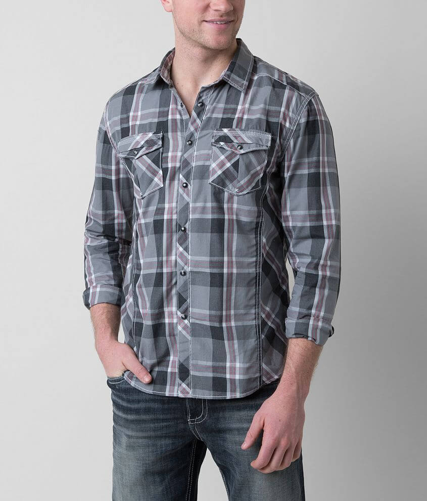 BKE Garrison Shirt front view