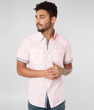 BKE Striped Standard Shirt