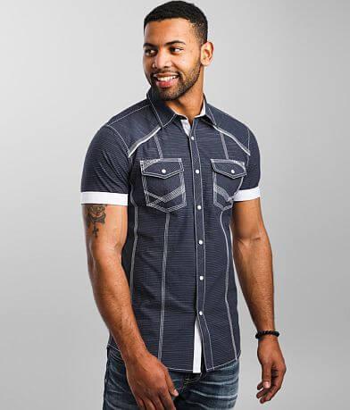 BKE Woven Tailored Shirt