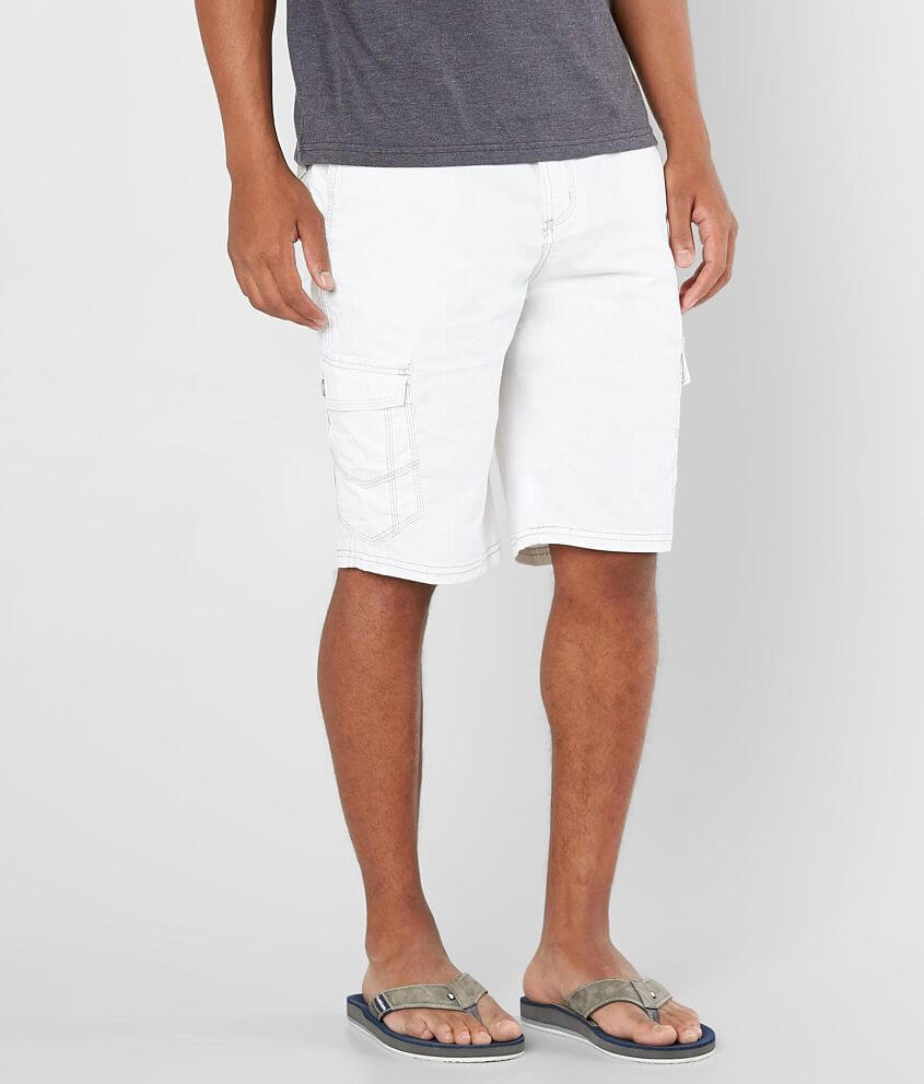 BKE Harvey Cargo Stretch Short front view
