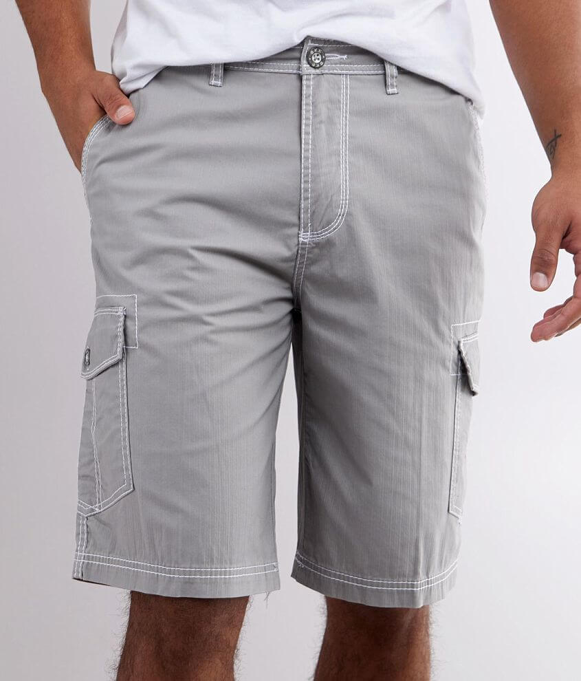 BKE Carver Athletic Cargo Stretch Short front view