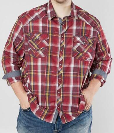 BKE Midway Shirt - Big & Tall