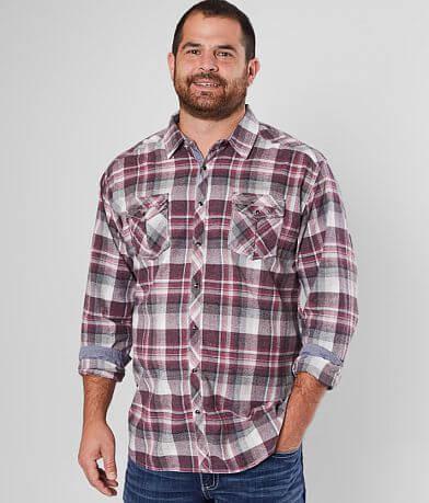 BKE Plaid Shirt - Big & Tall