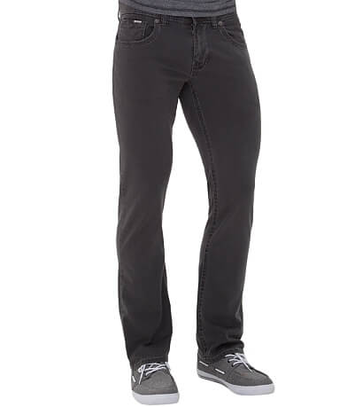 Buckle Black Three Pant