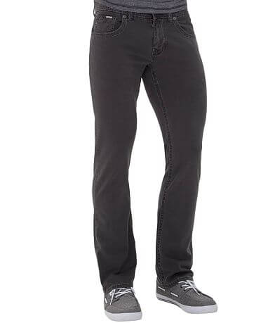 Buckle Black Three Stretch Twill Pant