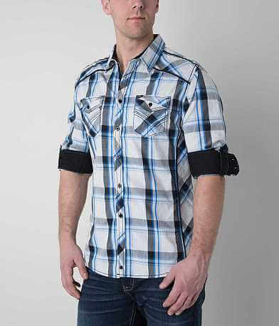 Buckle Black Ryder Shirt