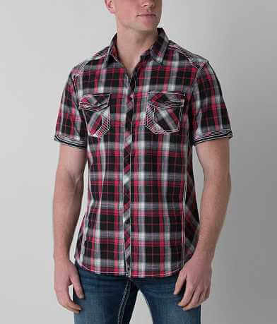 Buckle Black The Rough Stretch Shirt