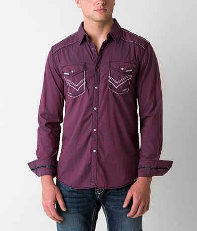Buckle Black Live Stretch Shirt