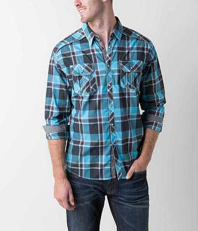 Buckle Black Austin Stretch Shirt