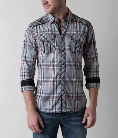 Buckle Black Baton Rouge Stretch Shirt