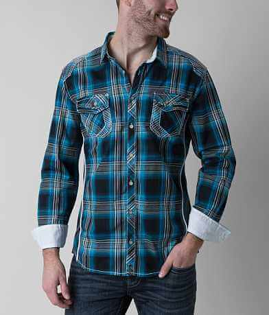 Buckle Black Ryder Stretch Shirt
