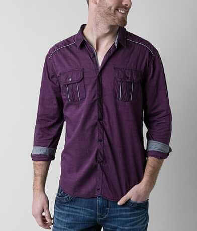 Buckle Black Clear Water Shirt