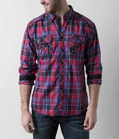 Buckle Black Brice Stretch Shirt