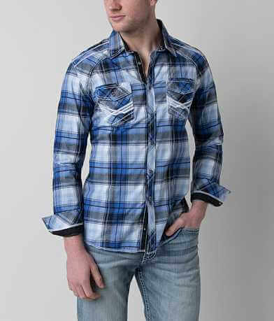 Buckle Black Do Well Stretch Shirt