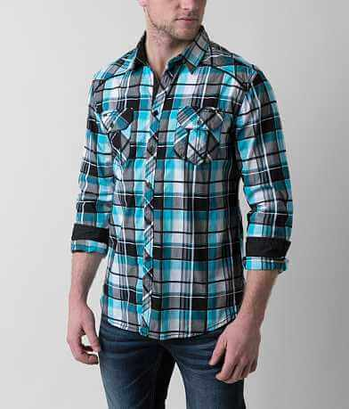 Buckle Black Your Friend Stretch Shirt