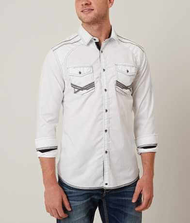 Buckle Black Night Shirt