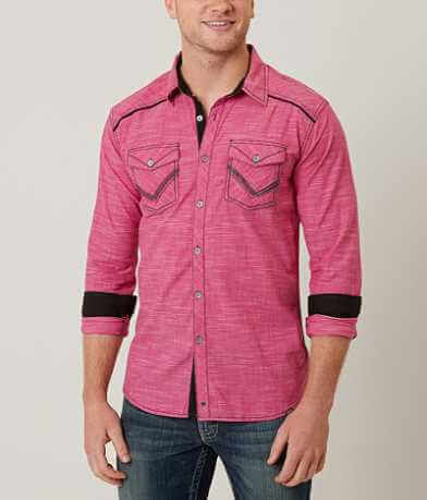 Buckle Black Silent Stretch Shirt