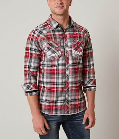 Buckle Black Real Life Stretch Shirt