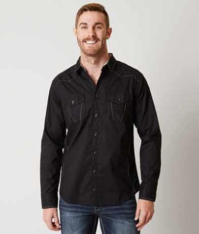 Buckle Black All Do Shirt