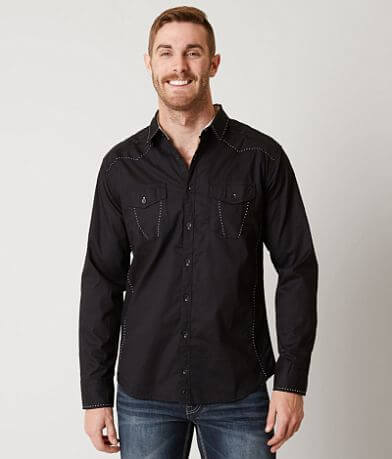 Buckle Black All Do Shirt